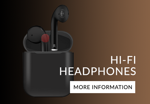 Auriculares banner home