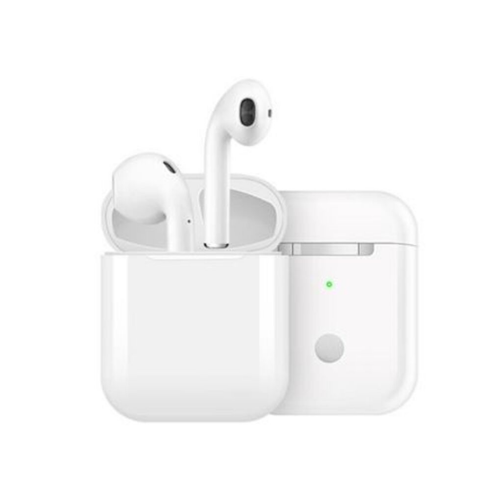 Airpods completos blancos