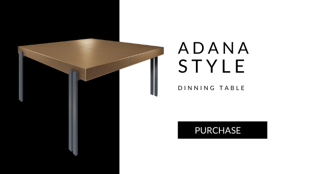 Adana dinning table laton